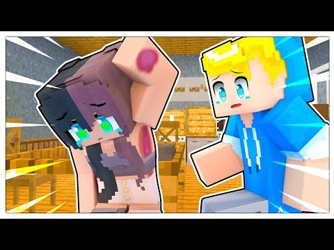CURO LE FERITE DELLA RAGAZZA MISTERIOSA... - Famiglia Di Minecraft 2021