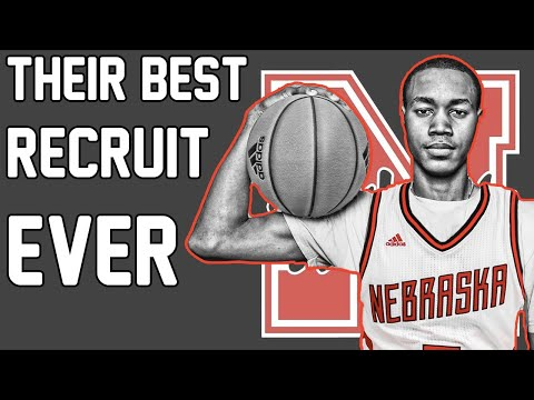 Nebraska Basketball Just MADE History (5* Bryce McGowens Com