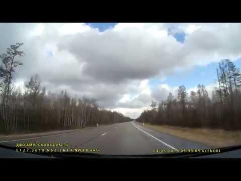 Хабаровск-Якутск часть 3-10 трасса М58 АМУР,трасса М56 ЛЕНА,Нерюнгри,Тында,Беркакит,Алдан.