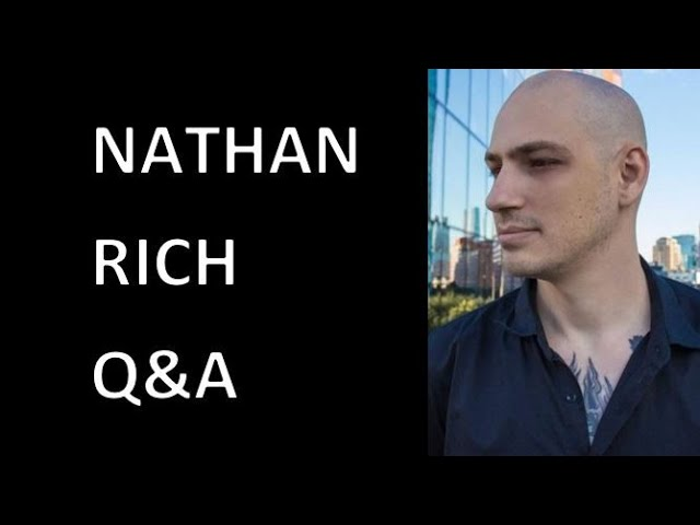 Aaron Smith-Levin & Nathan Rich Live Q&A