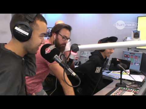 Bigflo   Oli Ft Jean Dujardin - Pour un pote (Live Fun Radio)