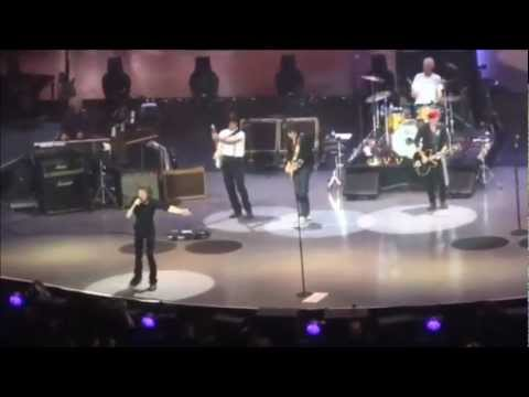 ROLLING STONES 02 ARENA, JEFF BECK, MISS YOU, GOING DOWN, LONDON 2012, LIVE CONCERT SOME GIRLS ALBUM