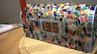 How To Make A Mosaic Mailbox