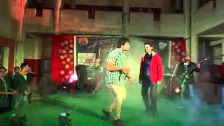 Evrgreen Mashup-Performing wid #BlueSkyBand @ IHM