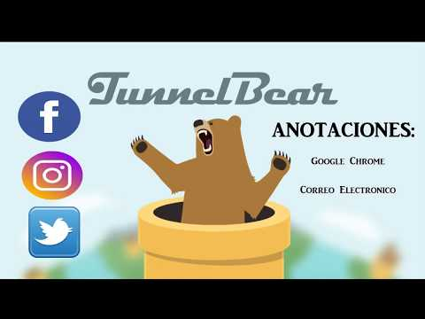 Tunnelbear for google chrome