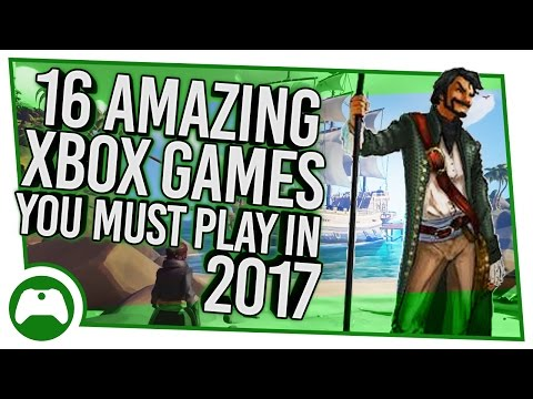 16 Amazing Xbox One Games You Must Play In 2017
