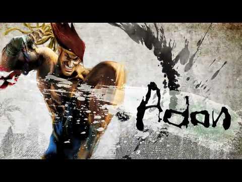 Super Street Fighter IV Trailer - Cody, Guy, Adon, T.Hawk, Dee Jay and Juri