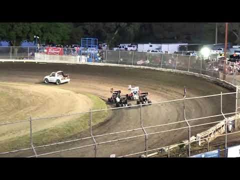 Plaza Park Raceway 4/26/19 Jr Sprint Heat 1- Cash