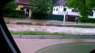 Reka u Vrnjackoj Banji 24.04.2014