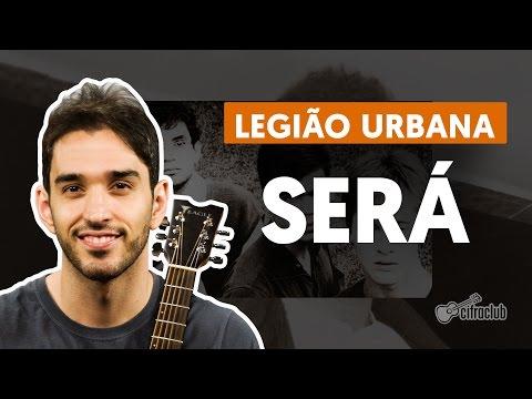 Será - Legião Urbana (aula de violão)