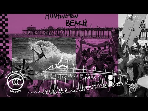 2019 Vans US Open Of Surfing Presented By Swatch