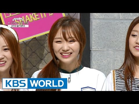 Global Request Show: A Song For You 4 - Ep.9 with Lovelyz (2015.10.02)