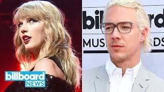 Diplo Attempts Taylor Swift