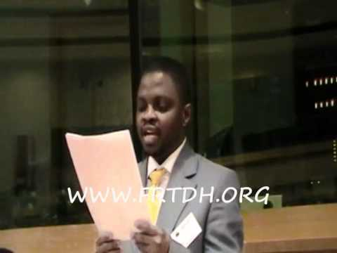 Déclaration unilatérale d'indépendance de la République du Cabinda