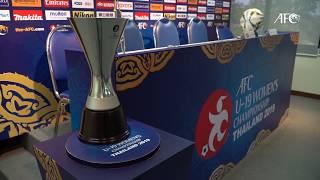 Baixar #AFCU19W Semi-finals Press Conference - Video News