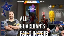 All GuardiaN's Fails for Na'Vi in 2019