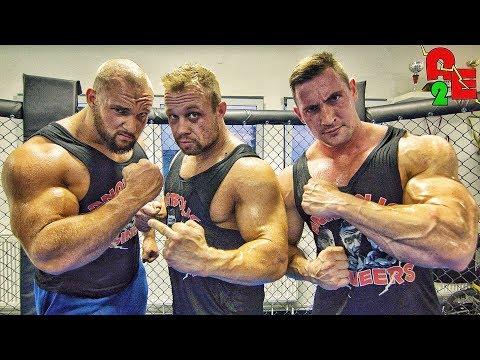 Kulturisti VS MMA - A. Engineers #2