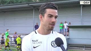 TV Elv // Nachschuss - Testspiel SV Elversberg vs. FV Diefflen / 5:0 (3:0)