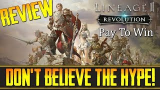 Good Grind Or Bad? Lineage 2 Revolution Gameplay (English) - Рецепты