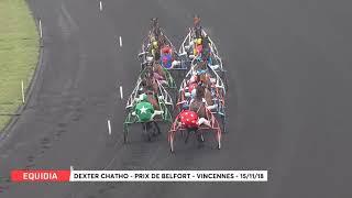 Vidéo de la course PMU PRIX DE BELFORT