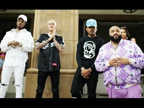 Dj Khaled , Justin Bieber , Migos , Chance The Rapper Music Video (Behind the Scenes)