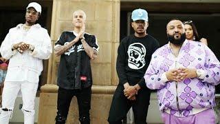 Dj Khaled Justin Bieber Migos Chance The Rapper Music Behind the Scenes