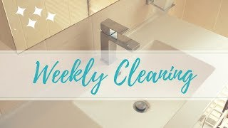 Daily and Weekly Cleaning Routine | How I maintain clean home with two babies