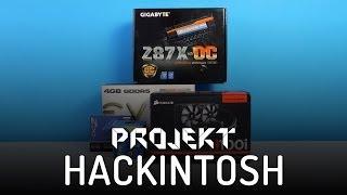 CyberHack, czyli budujemy Hackintosha - OS X na PC (PL)