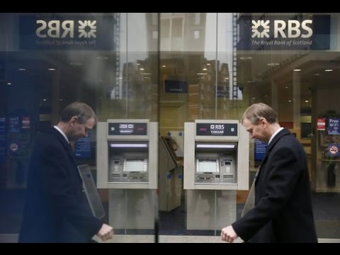 RBS is cutting 14000 investment banking jobs