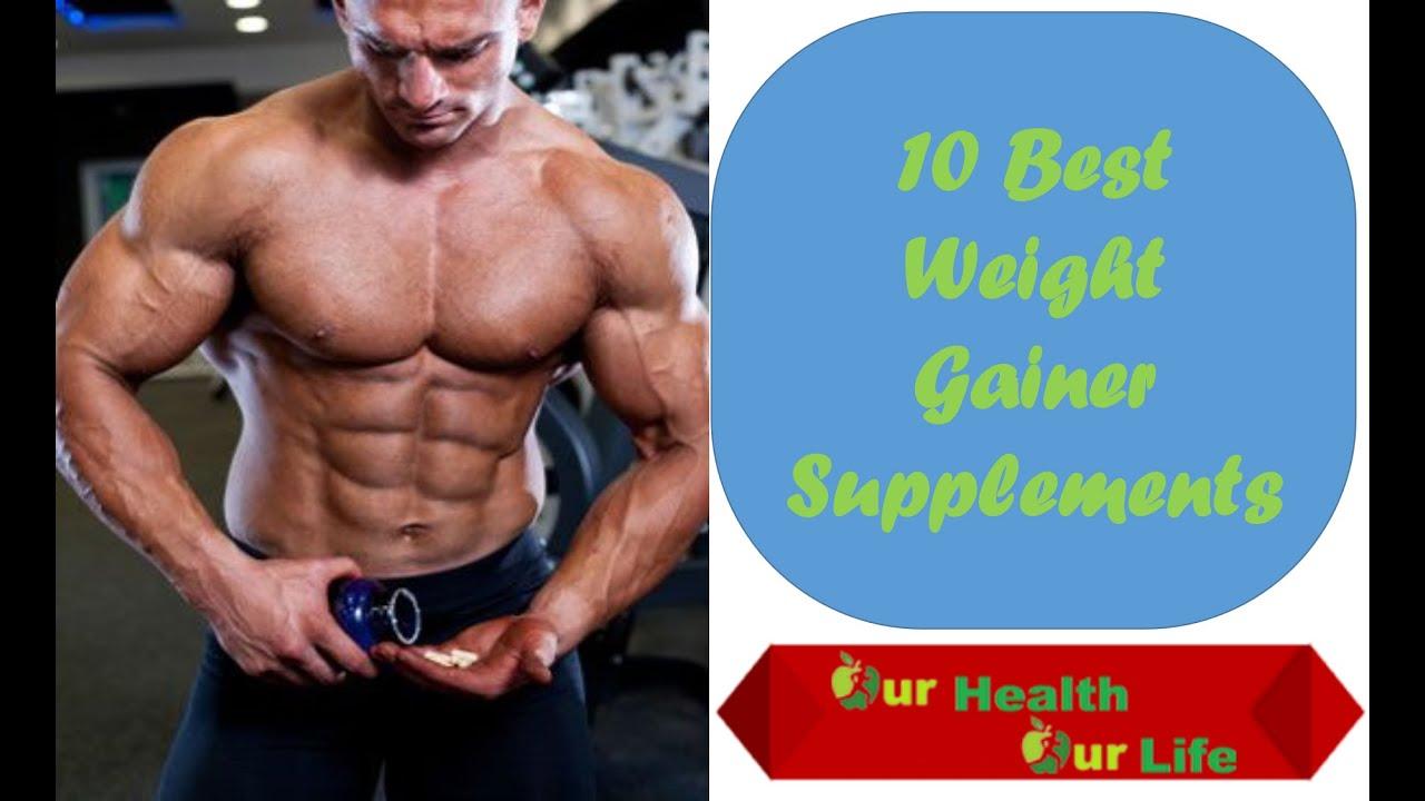 Best Weight Gainer Supplements Top Weight Gainer - Top 10 best weight gainer india