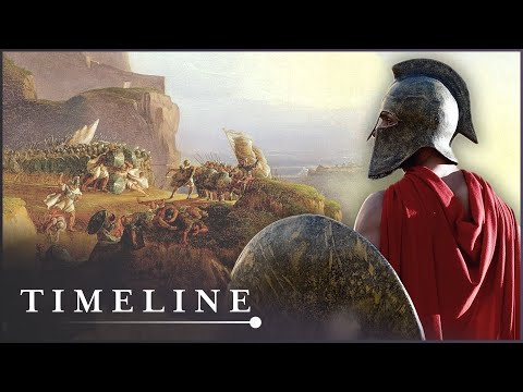 The Spartans - Part 1 of 3 (Ancient Greece Documentary) | Ti