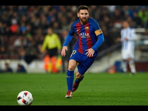 Lionel Messi •Eagle Eyes•Playmaking &Vision 2016/2017