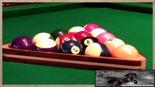Woodworking - Make A Custom Billiard Rack