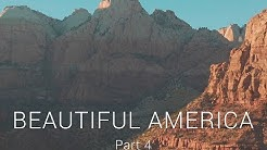 BEAUTIFUL AMERICA - Part 4 - Horseshoe Bend, Marble Canyon, Vermilion Cliffs, Zion