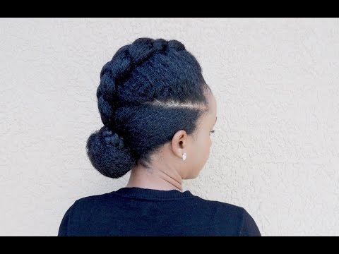 natural-hair|-braided-mohawk-updo/protectivestyle