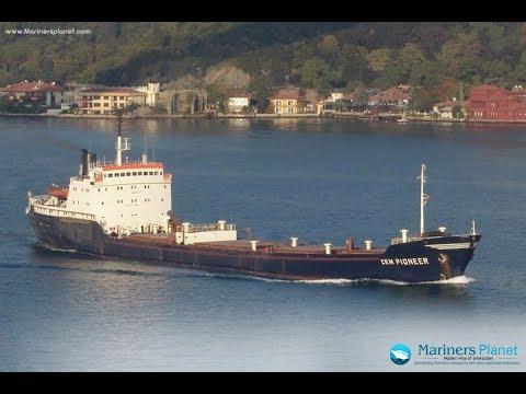 CEM PIONEER GENERAL CARGO SHIP FOR MERCHANT NAVY