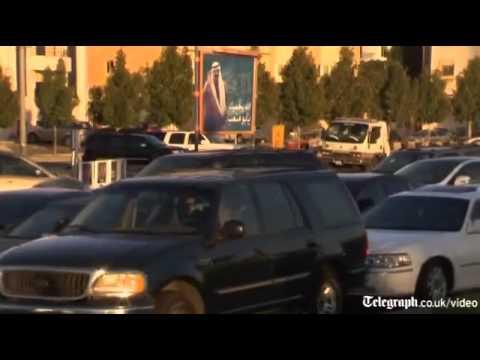 Video  Saudi women demand right to drive   Telegraph