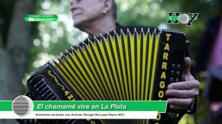 El chamamé se vive y se siente en La Plata