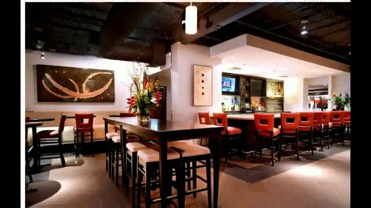 Restaurant design trends youtube