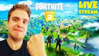 Fortnite Battle Royale Live Stream. Can we get another VICTORY ROYALE???