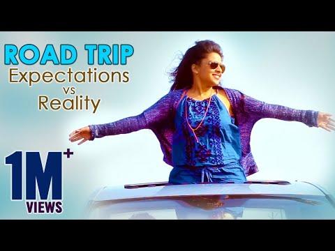 Road Trip Expectations Vs Reality Ft. Naga Chaitanya