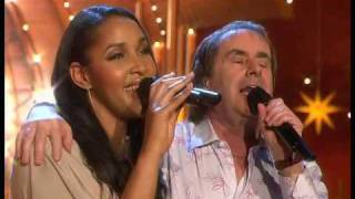 Cassandra Steen & Chris de Burgh - A Spaceman Came Travelling 2009