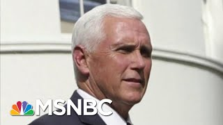 Trump's AG And VP Exposed For Routing Money Into Trump Hotels | The Beat With Ari Melber | MSNBC