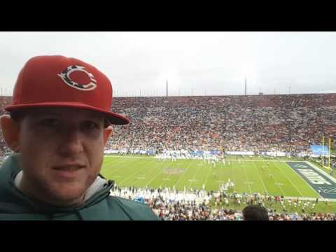 #103 (11/21/2016) LOS ANGELES MEMORIAL COLISEUM : Rams vs Dolphins