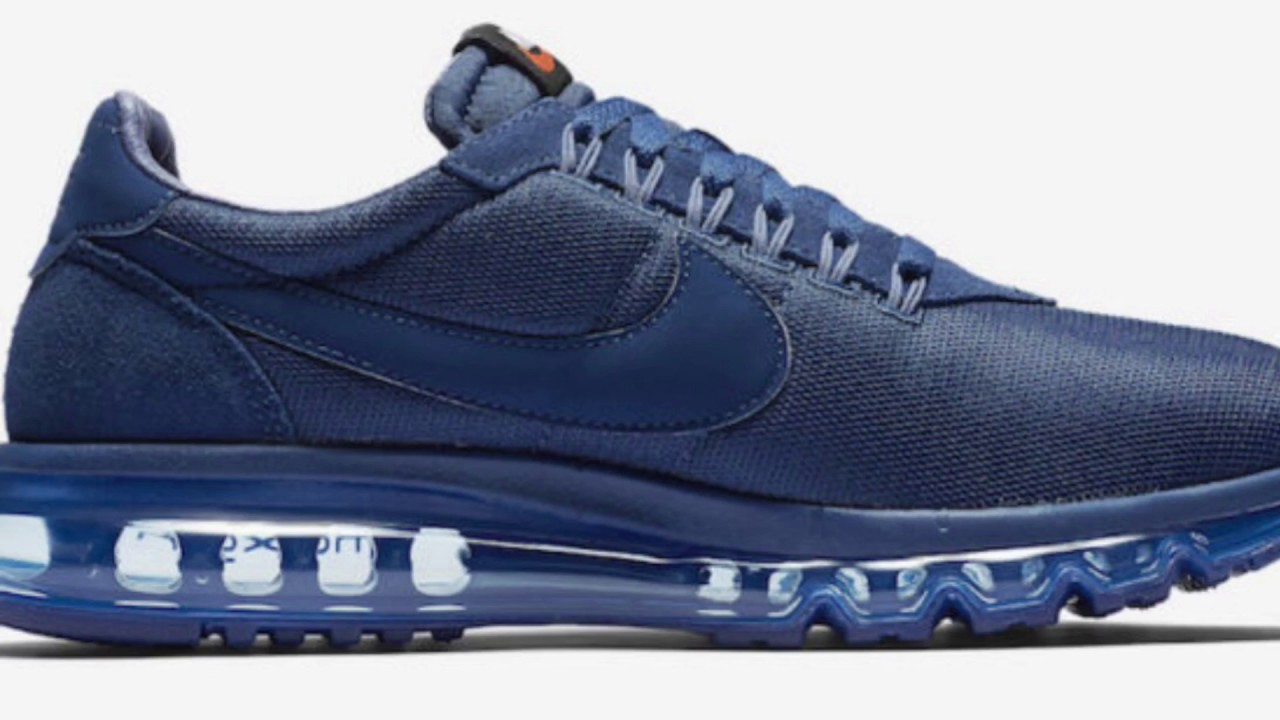 separation shoes 6b6fb 18948 Release Info On The Nike Air Max LD-Zero Blue Moon
