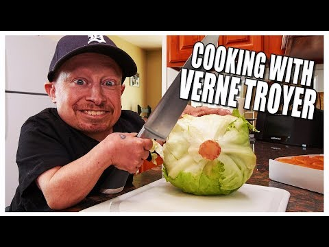 Thumbnail: COOKING WITH VERNE TROYER | Verne's Vlogs