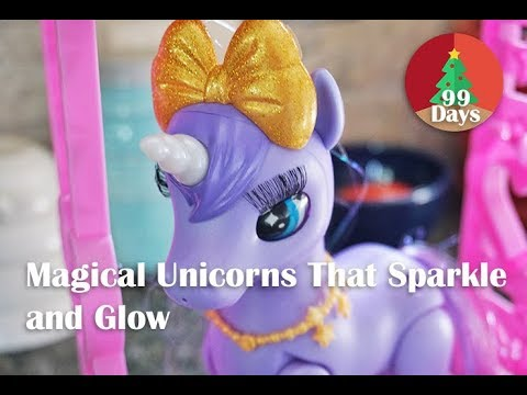 Bring Home A Magical Unicorn That Sparkles And Glows Youtube