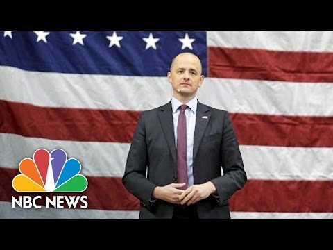 Evan McMullin, Independent, Turning Reliably Red Utah Into A 2016 Toss-Up | NBC News