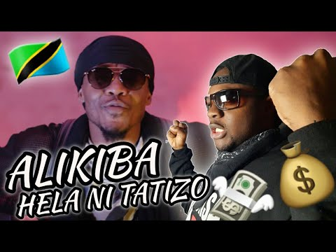 Alikiba Anateseka na Hela |ALIKIBA - Hela |REACTION