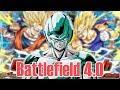 MEIN BATTLEFIELD 4.0 WALKTHROUGH - VIRTUAL DOKKAN ULTIMATE CLASH GAMEPLAY! DBZ Dokkan Battle